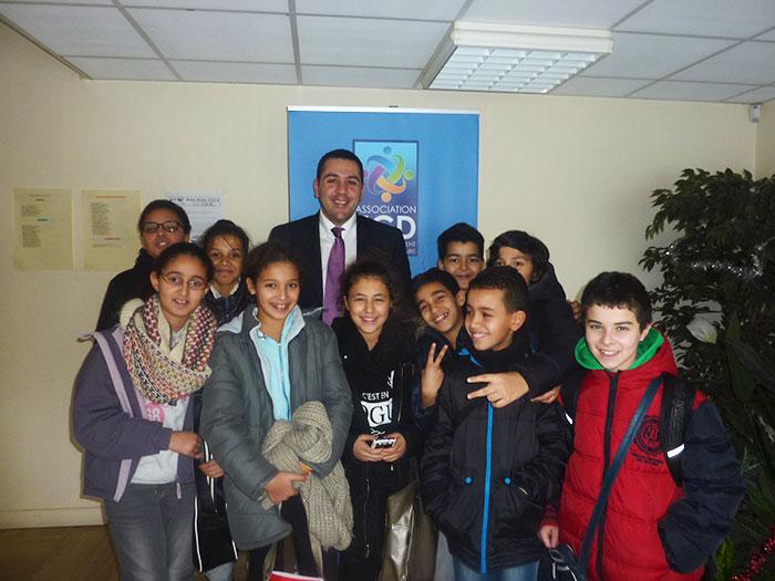 Abdelhafidh, commissaire de police, au service des autres