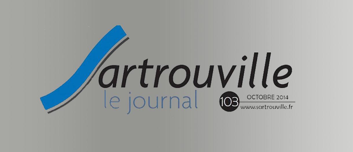 Le Journal de Sartrouville Octobre 2014