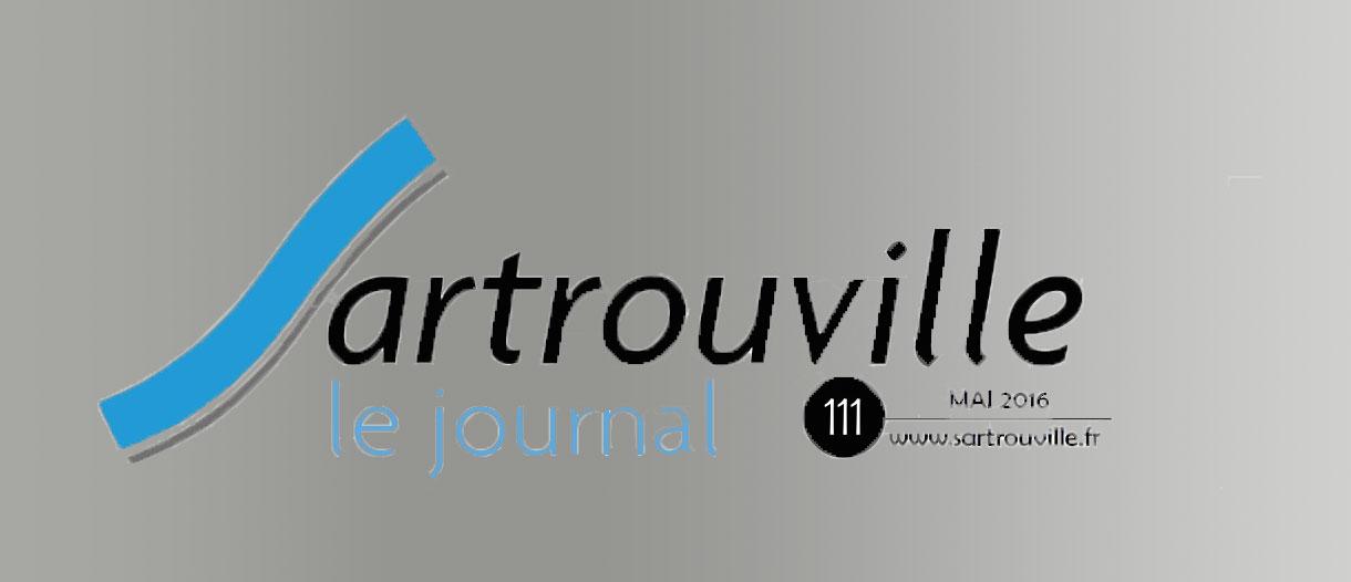 Le Journal de Sartrouville Mai 2016