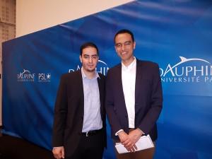 M. Guirrati et Y. Hammoud.