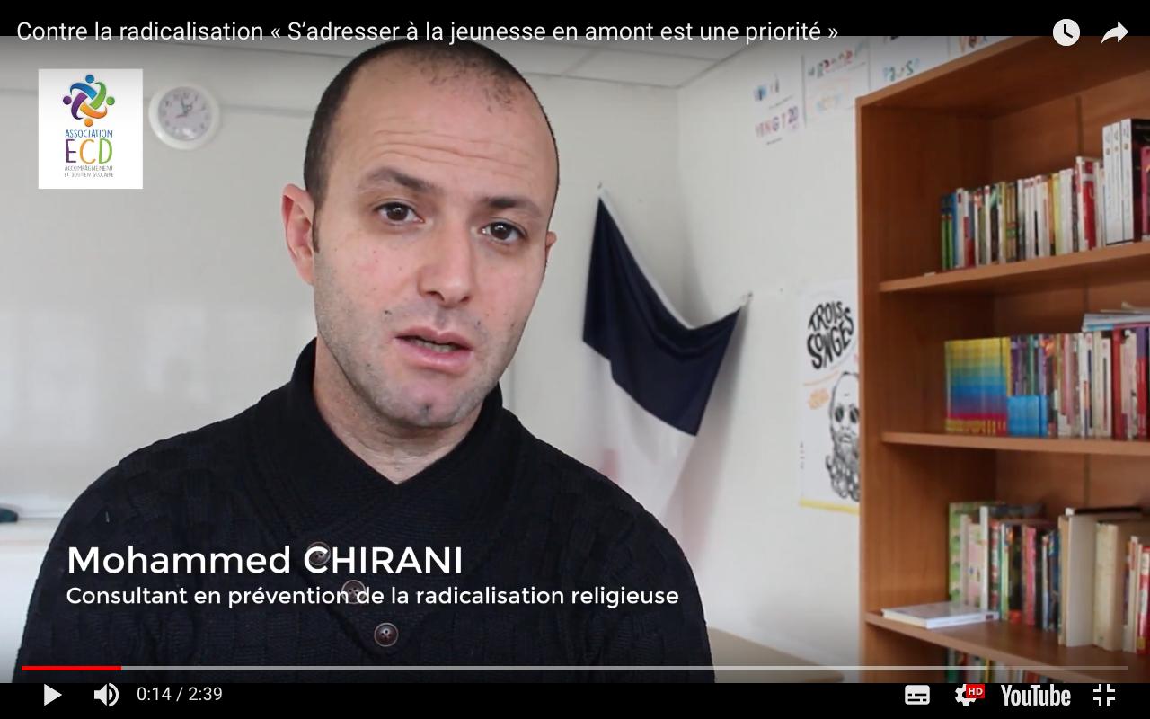 #Atelier. Prévention de la radicalisation religieuse