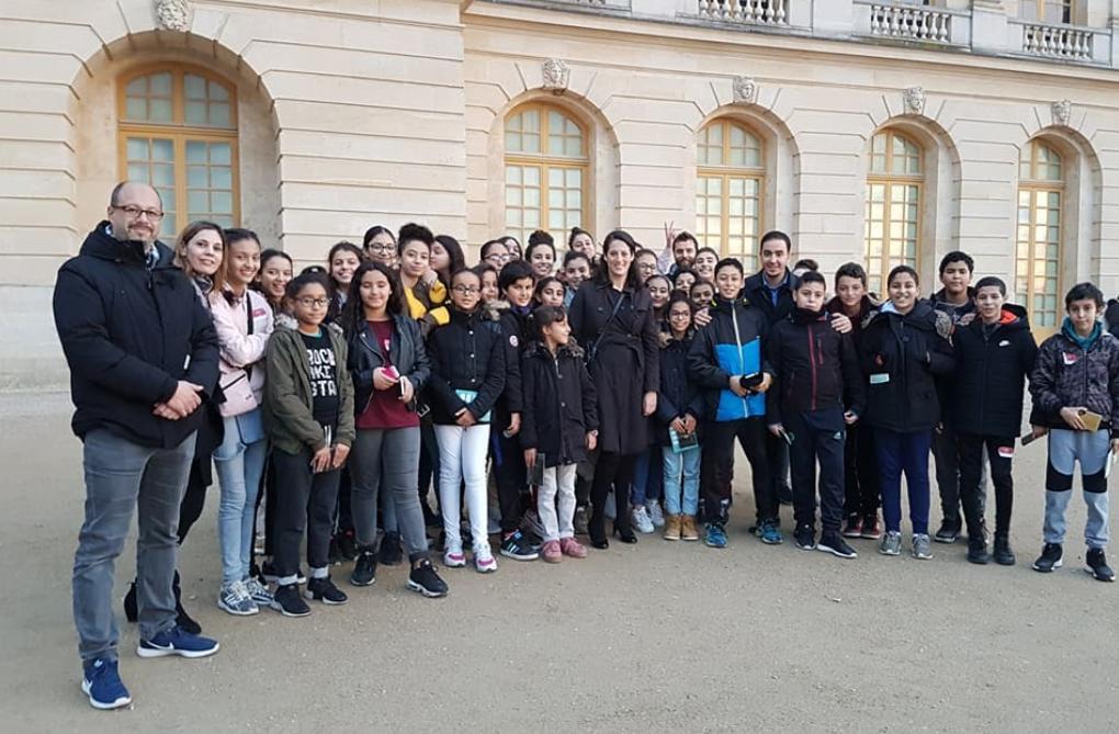Versailles, 11 Novembre, ateliers… Activités du Module de Citoyenneté