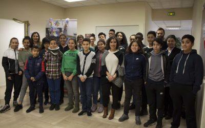 """Meriem Serhane, ingénieure : """"L'école est une opportunité pour tout le monde de réussir"""""""