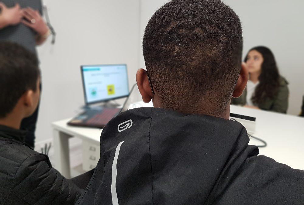 """#2020. Lancement de notre action """"Coaching Pro Digital"""" avec la Fondation SNCF !"""